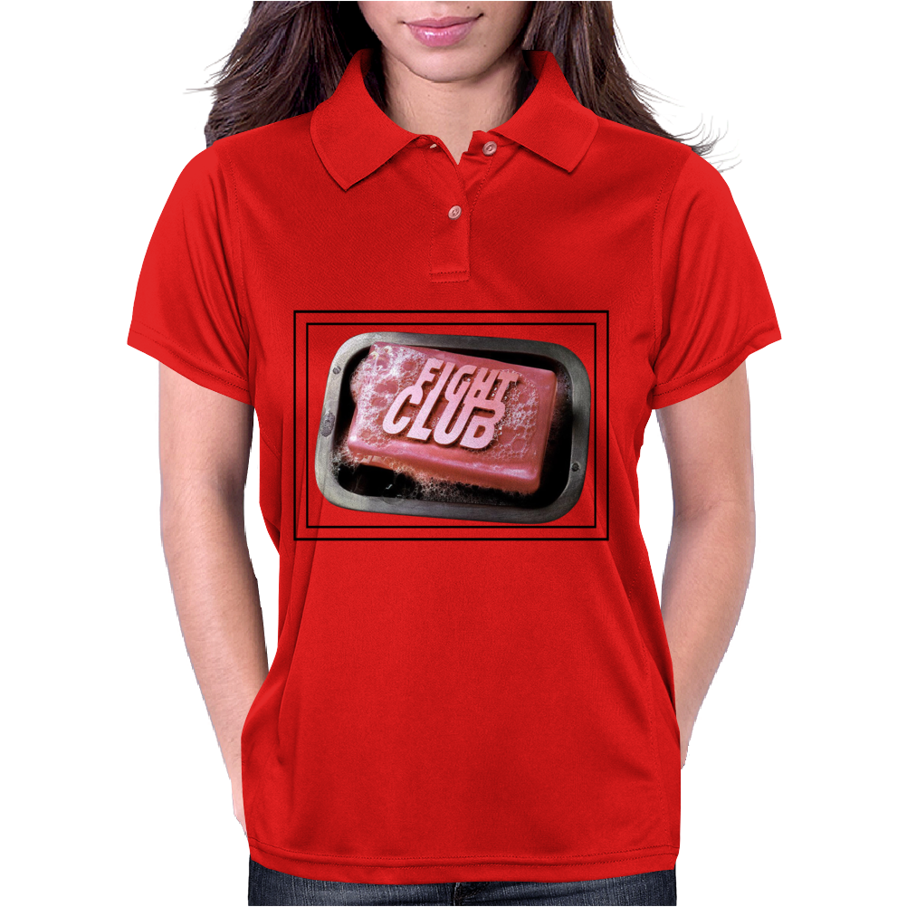 Fight Club Movie, Womens Polo