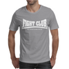 Fight Club Rule 1 You Do Not Mention Fight Club Mens T-Shirt