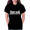 Fight Club Rule 1 You Do Not Mention Fight Club Womens Polo