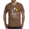 Fight Club Tyler Durden Brad Pitt Compost Heap Quote Mens T-Shirt
