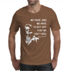 Fight Club Tyler Durden Brad Pitt Mens T-Shirt
