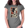 Fight Club Womens Fitted T-Shirt