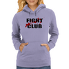Fight Club Womens Hoodie