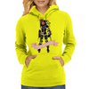 Fight Like a Big Sister Womens Hoodie
