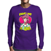 Fight Like A Bounty Girl Mens Long Sleeve T-Shirt
