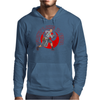 Fight like a girl Mens Hoodie