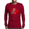 Fight like a girl Mens Long Sleeve T-Shirt