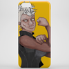 Fight Like a Girl Phone Case