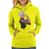 Fight Like a Girl Womens Hoodie
