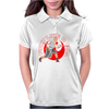 Fight like a girl Womens Polo