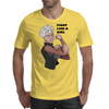 Fight Like a Girl (Words) Mens T-Shirt