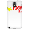Fight like a gril Phone Case