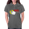 Fight like a gril Womens Polo