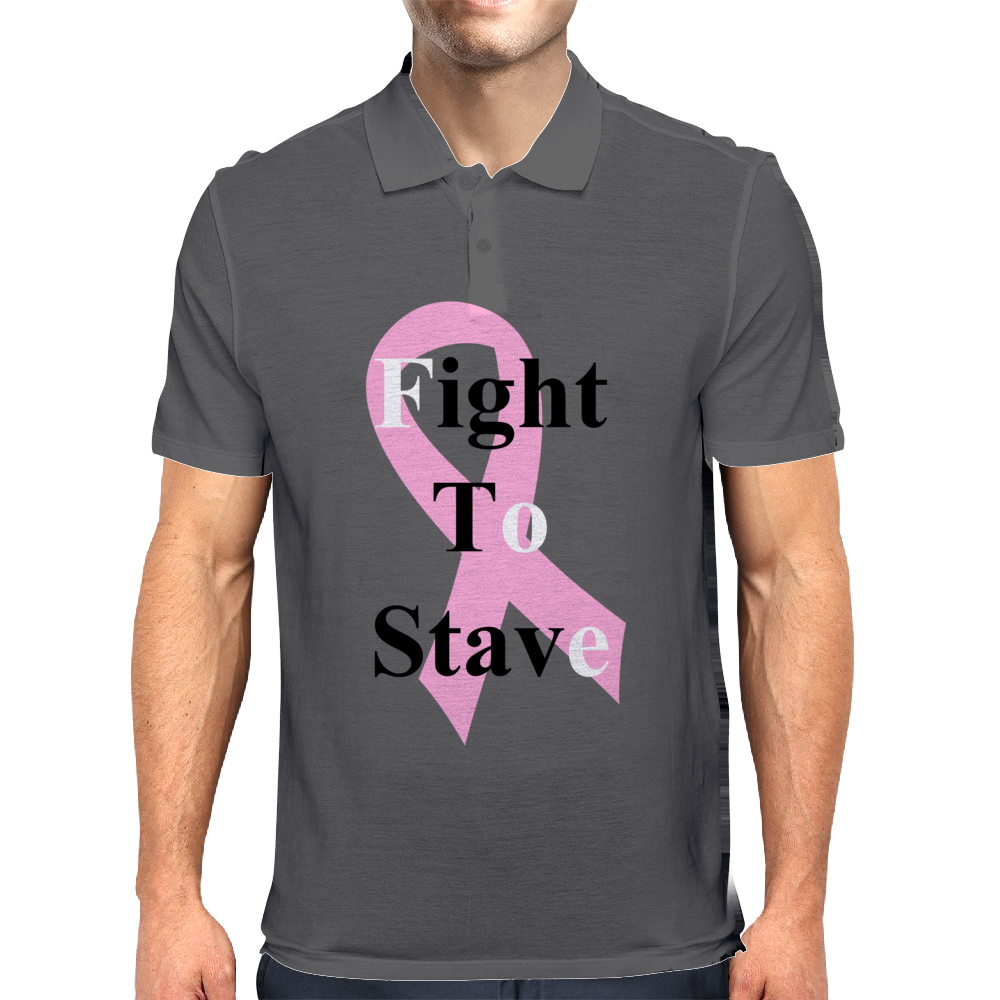Fight to Stave Mens Polo