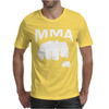 Fighting Mixed Martial Arts Fist Mens T-Shirt