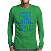 FIGHTWITHSTYLE Mens Long Sleeve T-Shirt