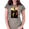 figure man Womens Fitted T-Shirt