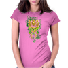 figure Womens Fitted T-Shirt