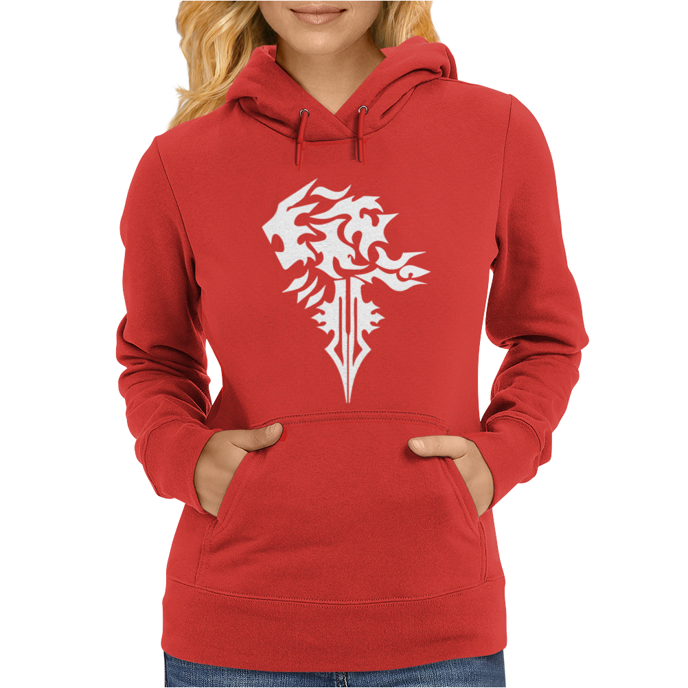 Final Fantasy 8 Squall Inspired Unisex Womens Hoodie