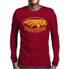 Final Fantasy Chocobos Tee Mens Long Sleeve T-Shirt