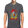Finish Him Scorpion Mens Polo