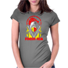 Finish Him Scorpion Womens Fitted T-Shirt