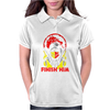 Finish Him Scorpion Womens Polo
