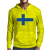 Finland International Baseball Mens Hoodie