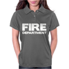 FIRE DEPARTMENT Womens Polo