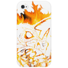 Fire dragon digital painting Phone Case
