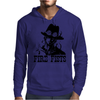 Fire Fists Ace Mens Hoodie