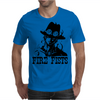 Fire Fists Ace Mens T-Shirt