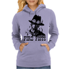 Fire Fists Ace Womens Hoodie
