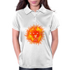 Fire Lion Womens Polo