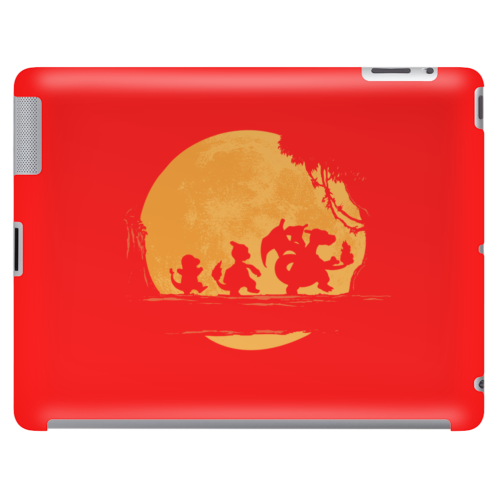 Fire Moonwalk Tablet