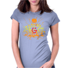 fire soul Womens Fitted T-Shirt