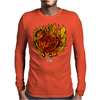 Fireball Mens Long Sleeve T-Shirt