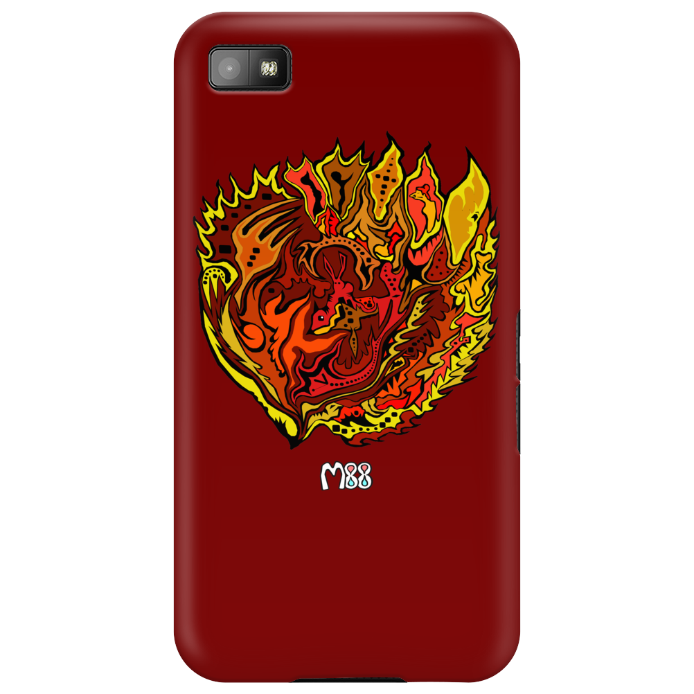 Fireball Phone Case