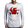 Firefighters know stuff - blk Mens Long Sleeve T-Shirt