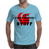Firefighters know stuff - blk Mens T-Shirt