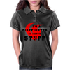 Firefighters know stuff - blk Womens Polo