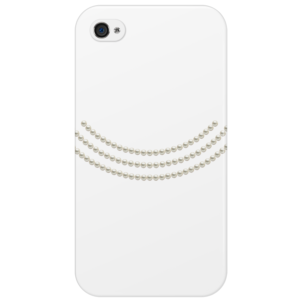 First Lady Pearls Phone Case