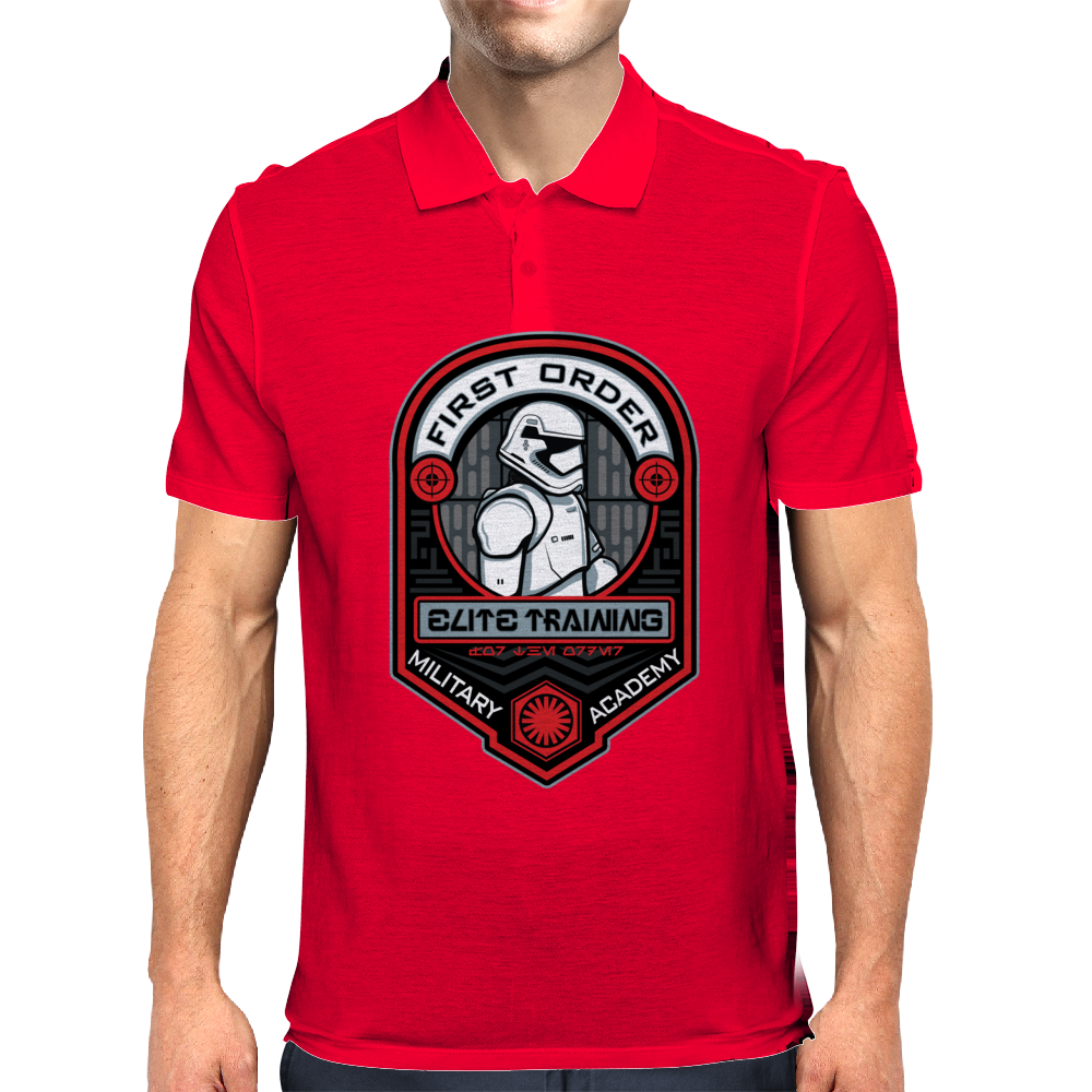 First Order Academy Mens Polo