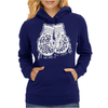 First Round Knock out Womens Hoodie
