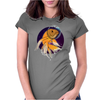 Fish in Space T-Shirt Womens Fitted T-Shirt