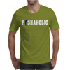 Fishaholic Mens T-Shirt