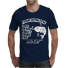 Fishing Instructions Mens T-Shirt
