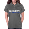 Fishing My Blood Womens Polo