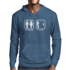 Fishing - Problem Solved Mens Funny Mens Hoodie
