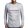 Fishing relaxes me Mens Long Sleeve T-Shirt
